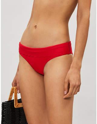 Heidi Klein Pampellone mid-rise bikini bottoms