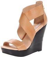 Diane von Furstenberg Women's Opal Wedge Sandal