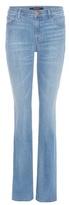 J Brand Brya Mid-rise Boot-cut Jeans