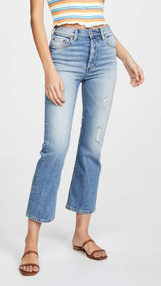 Brady Boyish The Crop Flare Jeans