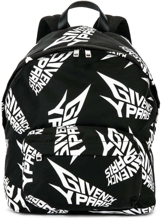 Givenchy Urban Backpack in Black & White | FWRD