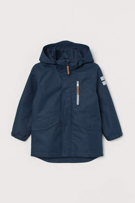 H&M Water-repellent Lined Jacket