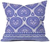 Deny Designs Indigo Medallion Decorative Pillow