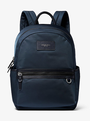 Michael Kors Brooklyn Nylon Gabardine Backpack