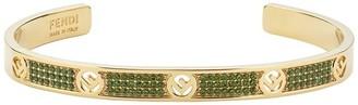 Fendi F is cuff bracelet