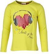 Lego Wear Girl's Long-Sleeved Shirt - Yellow -