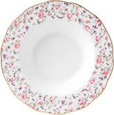 Royal Albert Rose Confetti Vintage Soup Bowl