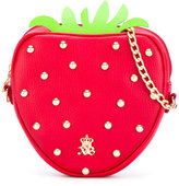 Xavem Kids - strawberry shoulder bag - kids - Leather - One Size