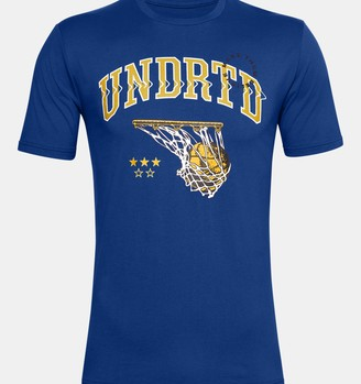 Under Armour Men's Curry Bball Inspired GRX T-Shirt