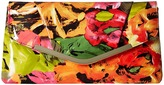 Jessica McClintock Arielle Floral Envelope Clutch