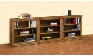 LIBRARY A&E Wood Designs Britania Bookcase A&E Wood Designs