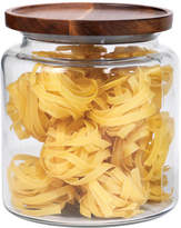Anchor Hocking 96oz Stackable Jar with Wood Lid