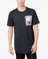 INC International Concepts Men's Floral Pocket T-Shirt, Created for Macy's