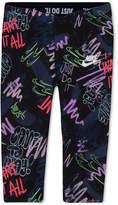 Nike Leg-a-See Fresh Prints Leggings, Little Girls