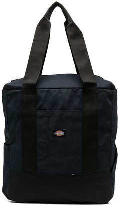 Dickies Construct Logo Patch Tote Bag