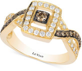 LeVian Le Vian Deco Estate CollectionTM Diamond Ring (1/2 ct. t.w.) in 14k Gold