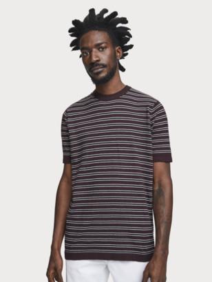 Scotch & Soda Cotton-Cashmere T-Shirt | Men