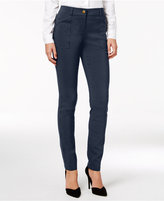 Style&Co. Style & Co Petite Utility-Pocket Skinny Pants, Only at Macy's