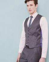Ted Baker Sharkskin wool vest
