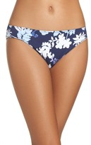 Tommy Bahama Women's Reversible Hipster Bikini Bottoms