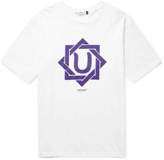 Undercover Printed Slub Cotton-Jersey T-Shirt