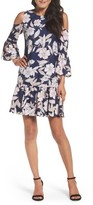 Eliza J Women's Bell Sleeve Shift Dress