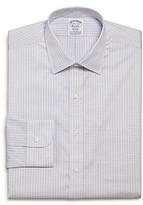 Brooks Brothers Tattersall Check Regular Fit Dress Shirt