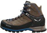 Salewa Mtn Trainer Mid Walking Boots Walnut/royal Blue