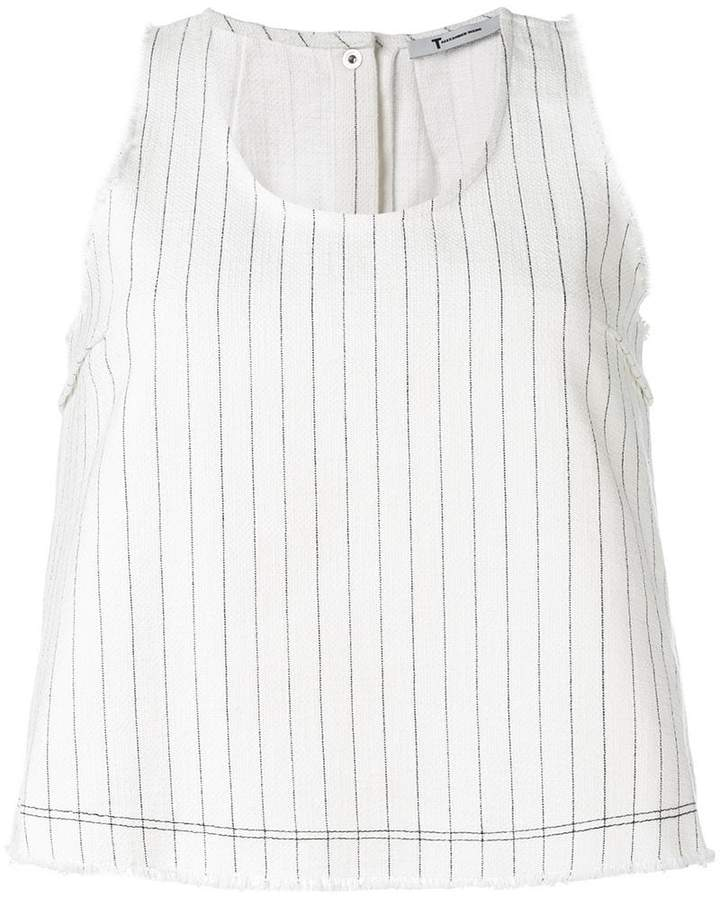 Alexander Wang flared tank top