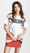 Moschino Cartoon Girl Oversize Tee