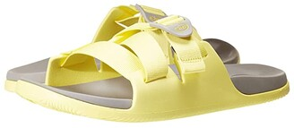 Chaco Chillos Slide (Limelight) Women's Shoes