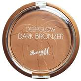 Barry M PRESSED POWDER DEEP BRONZER 15g - DEEP GLOW by