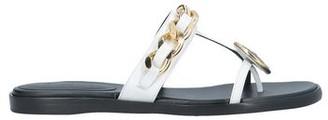 Balmain Toe strap sandal
