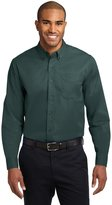 Port Authority Men's Big And Tall Long-Sleeve Easy Care Dress Shirt. TLS608