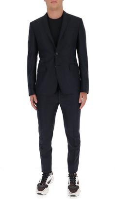 DSQUARED2 Two-Piece Chevron Suit