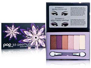 Pop Beauty Eyeshadow Palette - Lid Amethyst