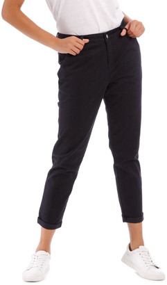 Grab Zoe Relaxed Fit Chino