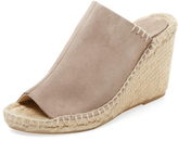 Soludos Leather Espadrille Mule