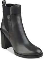 Tommy Hilfiger Britton Ankle Booties