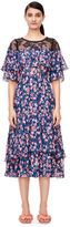 Rebecca Taylor Tea Rose Dress