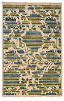"Bloomingdale's Suzani Collection Oriental Rug, 4'1"" x 6'3"""