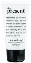 philosophy by THE PRESENT CLEAR MAKEUP SKIN PERFECTOR ( ALL SKIN TYPES )-/2OZ