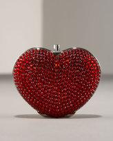 Judith Leiber Heart Pillbox