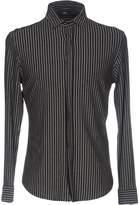 Grey Daniele Alessandrini Shirts - Item 38651776