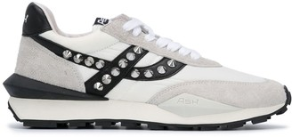 Ash Spider Stud Combo low-top sneakers