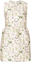 RED Valentino fitted insects dress