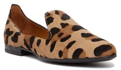 Aquatalia Emmaline Genuine Calf Hair Loafer