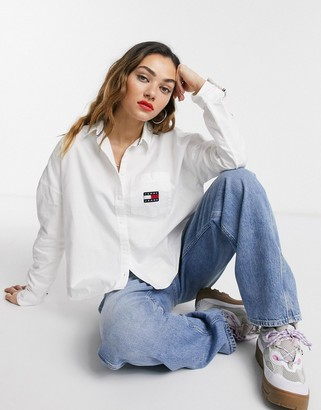 Tommy Jeans oversized shirt