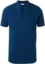 Boglioli spread collar polo shirt - men - Cotton - S