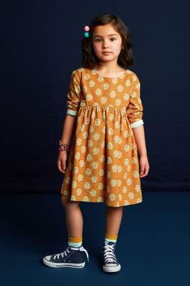 Tea Collection Printed Baby Cord Dress
